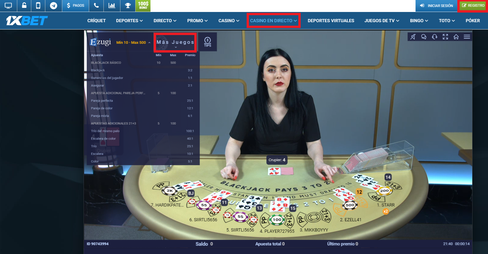 Introduction to Streaming with 1xBet
